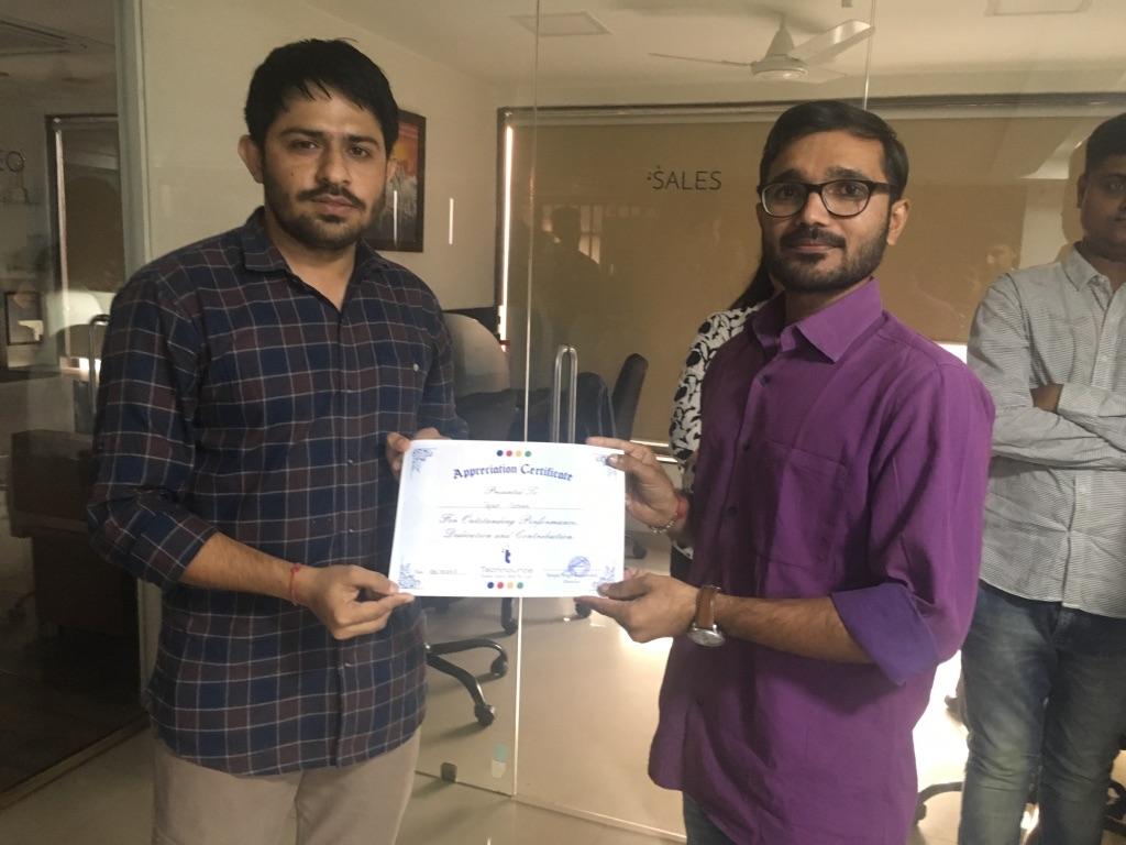 Mr.Tejash JethwaTL of PHP Department