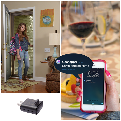 ibeacon-home security